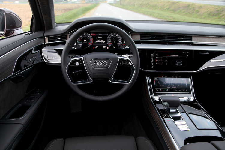 Nowe Audi A8 2018 Test Opinia Spalanie Cena Autokultpl