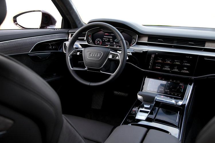 Nowe Audi A8 2018 Test Opinia Spalanie Cena