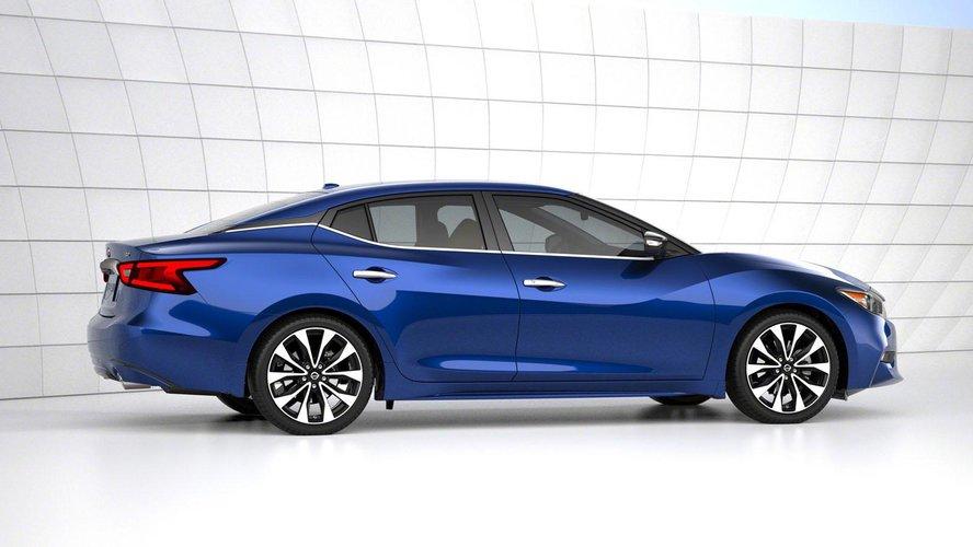 Nowy Nissan Maxima (2016), czyli sportowy sedan | Autokult.pl