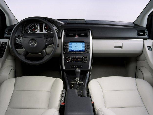 Mercedes b klasa 2008