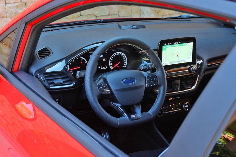 Focus St Vs Gti >> Ford Fiesta ST (2018) 1.5 200 KM - test, opinia, osiągi ...