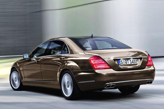 Mercedes S Klasy Drobny Facelift Poczciwego Elegancika Autokult Pl