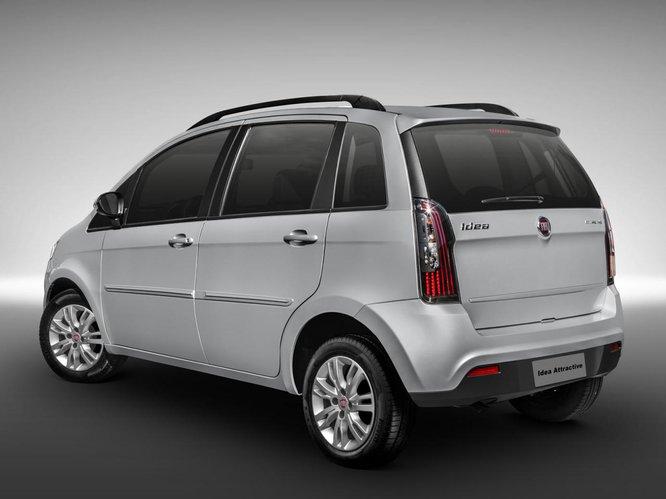 2014 fiat idea model po faceliftingu ujawniony for Fiat idea attractive 2015 precio