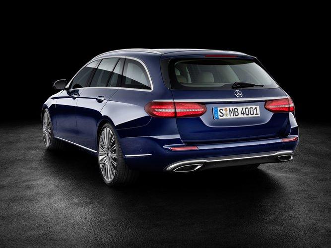Mercedes Benz Klasy E Kombi 2017 Oficjalna Premiera
