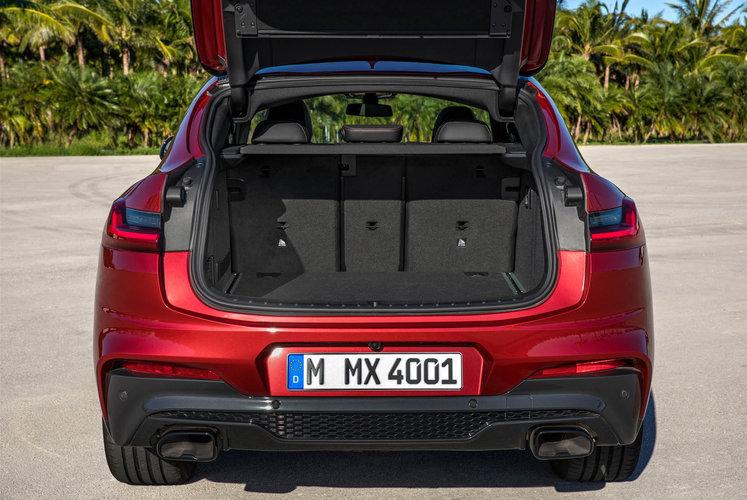 Nowe Bmw X4 2018 Dane Techniczne Silniki Wyposażenie