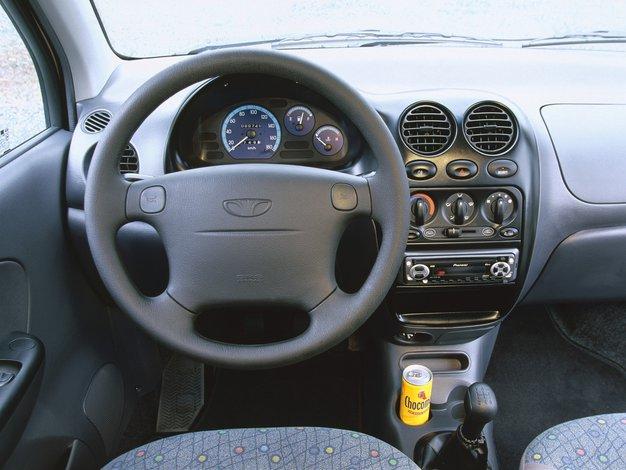 Cudowna Daewoo Matiz - dane techniczne, opinie, ceny | Autokult.pl HN97