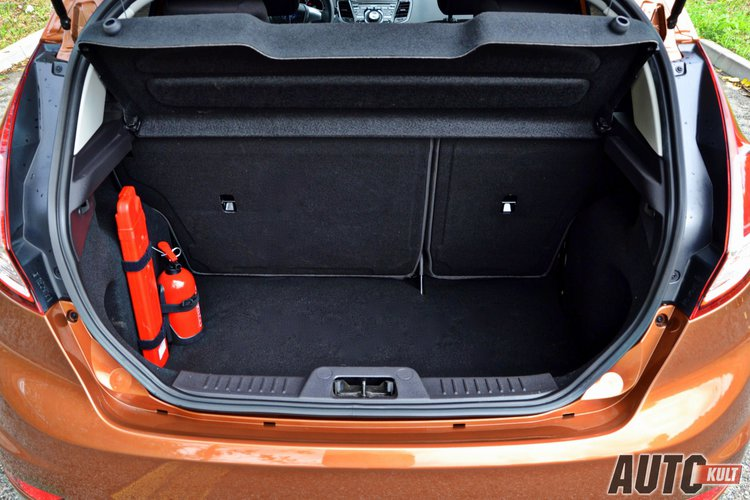 Ford Fiesta 1,0 EcoBoost 100 KM Titanium [test] | Autokult.pl