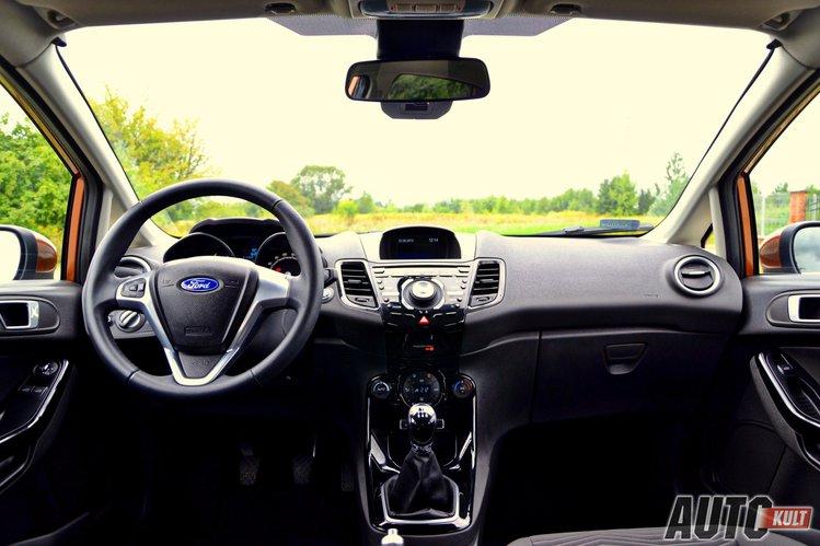 Ford Fiesta 10 Ecoboost 100 Km Titanium Test Autokultpl