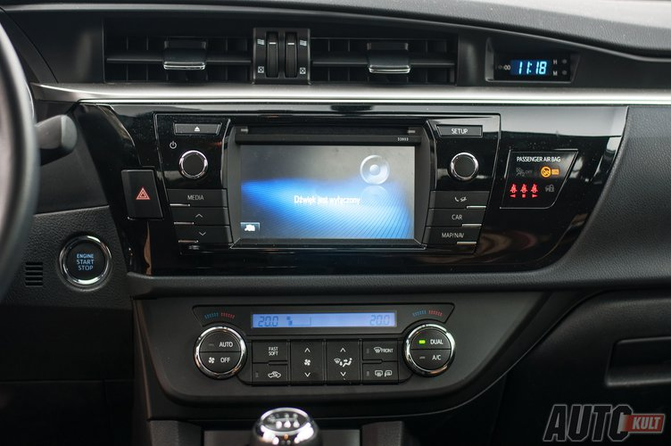 Nowa Toyota Corolla 1 6 Valvematic Prestige Test