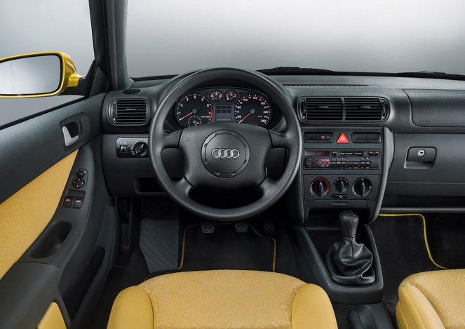 Audi A3 8l Dane Techniczne Opinie Ceny Autokultpl