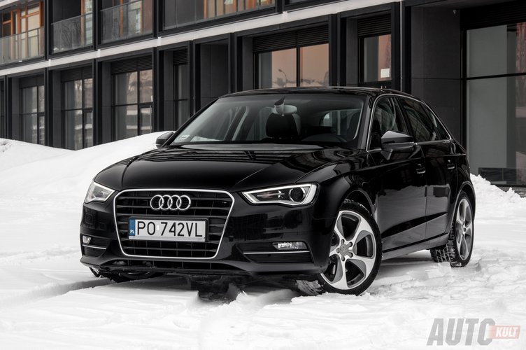 Audi A3 Sportback 18 Tfsi S Tronic Doskonale Zimne Test Autokult