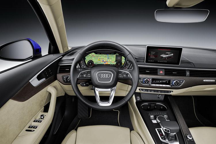 Nowe Audi A4 2015 Polski Cennik Autokultpl