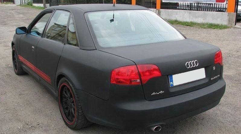 Audi A3 Vs A4 >> Audi A4 B7 na bazie Audi 100? | Autokult.pl