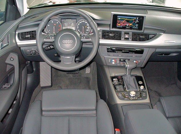 Audi A6 C7 Dane Techniczne Opinie Ceny Autokultpl