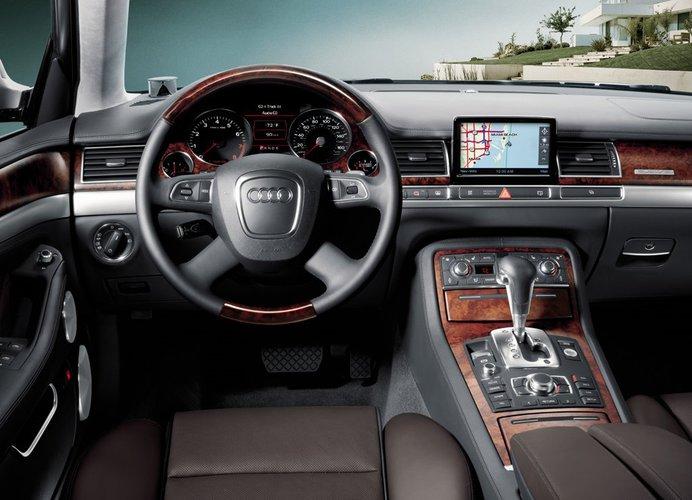 Audi A Wnetrze Dd Fc