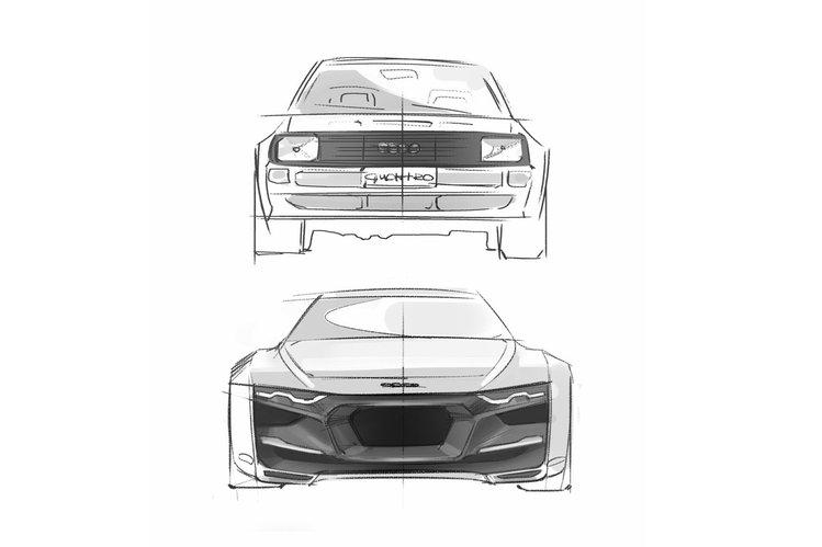 Audi R9 Estoque Z Czterema Pierscieniami Autokult Pl