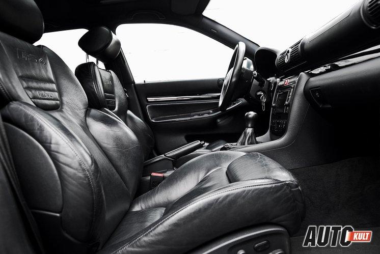 Audi Rs4 B5 Auto Fascynacje Autokultpl