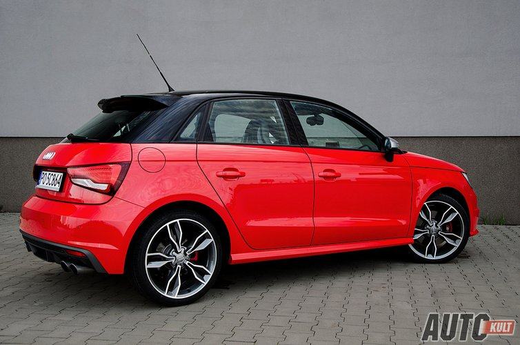 audi s1 sportback test. Black Bedroom Furniture Sets. Home Design Ideas