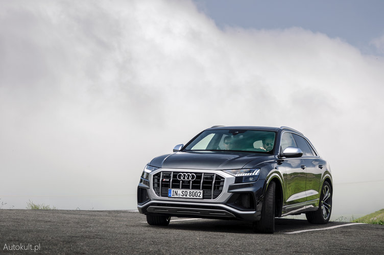 Audi Sq8 Tdi 2019 Test Osiagi Moc Recenzja Opinia