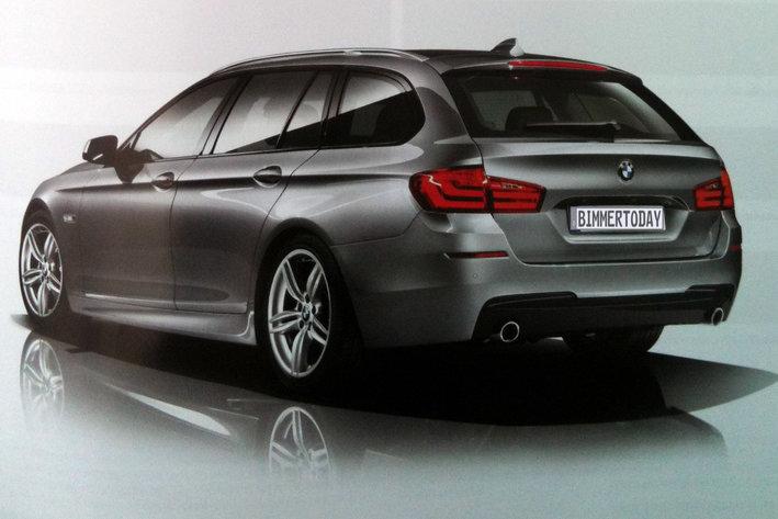 BMW serii 5 | Wyciek zdjęć M pakietu do sieci! | Autokult.pl