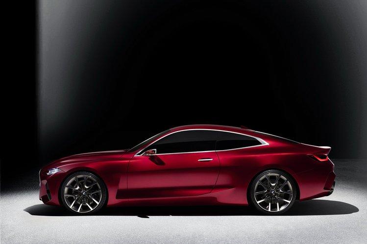 Bmw Concept 4 2020 Premiera Silnik Wygląd Detale