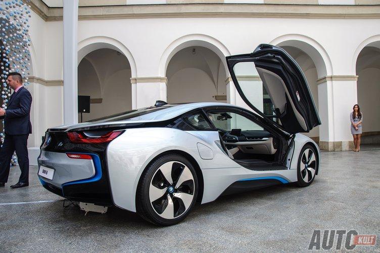 Bmw I8 Roadster >> Oficjalny polski cennik BMW i8 | Autokult.pl