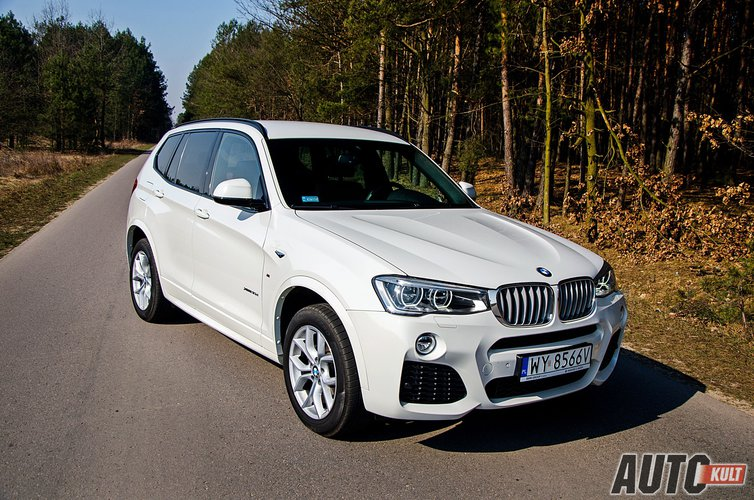 bmw x3 xdrive 30d test opinia spalanie cena. Black Bedroom Furniture Sets. Home Design Ideas