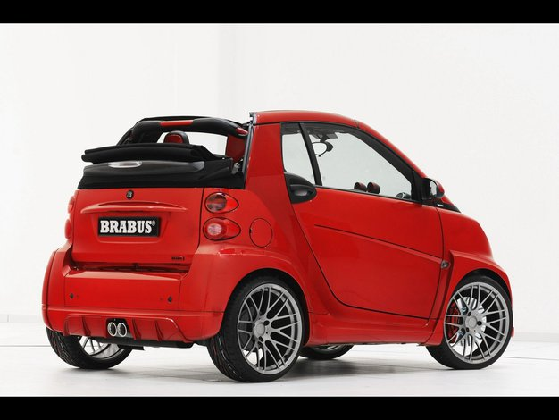 mocna pch a brabus fortwo cabrio ultimate 120 2012 genewa 2012. Black Bedroom Furniture Sets. Home Design Ideas