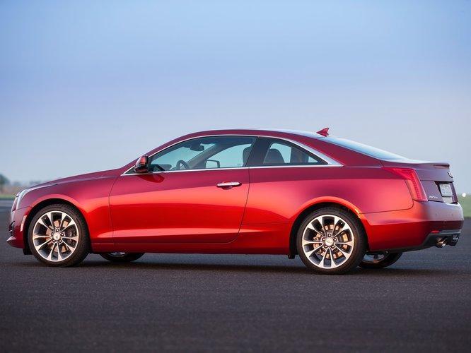 Cadillac Ats Coupe Eu Sp C D C