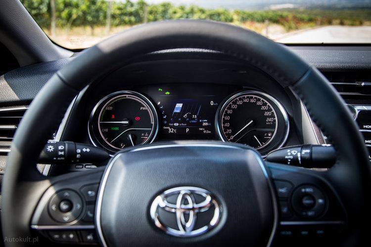 Toyota Camry (2019) - pierwsza jazda, test, opinia ...