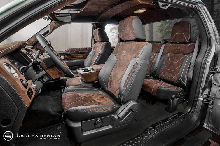 Ford F 150 Carlex Design Polak Potrafi Autokult Pl