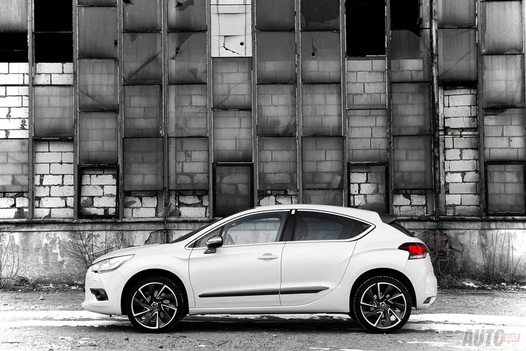 Citroën DS4 1,6 THP 200 Sport Chic - lubię to! [test ...
