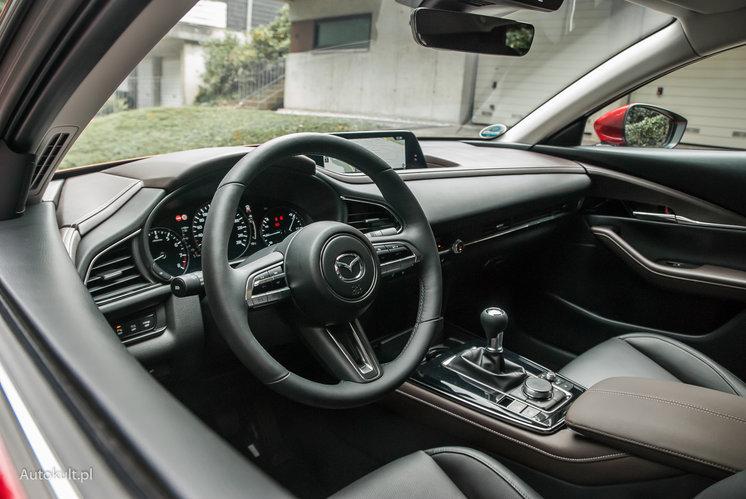 Mazda Cx 3 >> Mazda CX-30 - opinia, cena, silnik | Autokult.pl