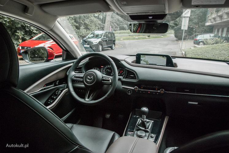 Mazda 3 Skyactiv >> Mazda CX-30 - opinia, cena, silnik | Autokult.pl