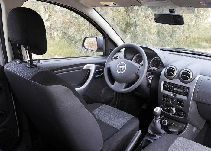 Dacia duster awarie i problemy for Duster interieur