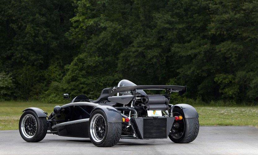 Niewiarygodnie Ariel Atom DDMWorks - 657 kg i 700 KM! | Autokult.pl VY22