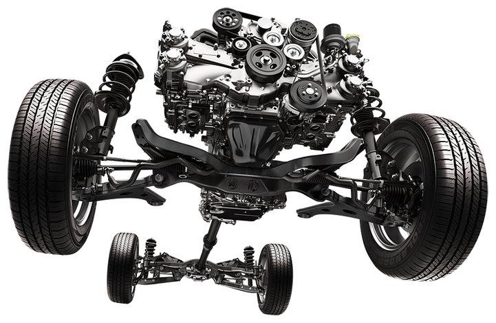 Subaru Symmetrical Awd O Co W Tym Chodzi Autokult Pl
