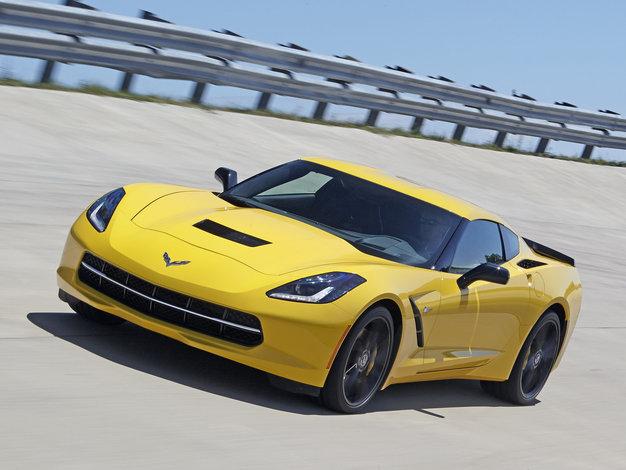 Chevrolet Corvette Dane Techniczne Opinie Ceny Autokult