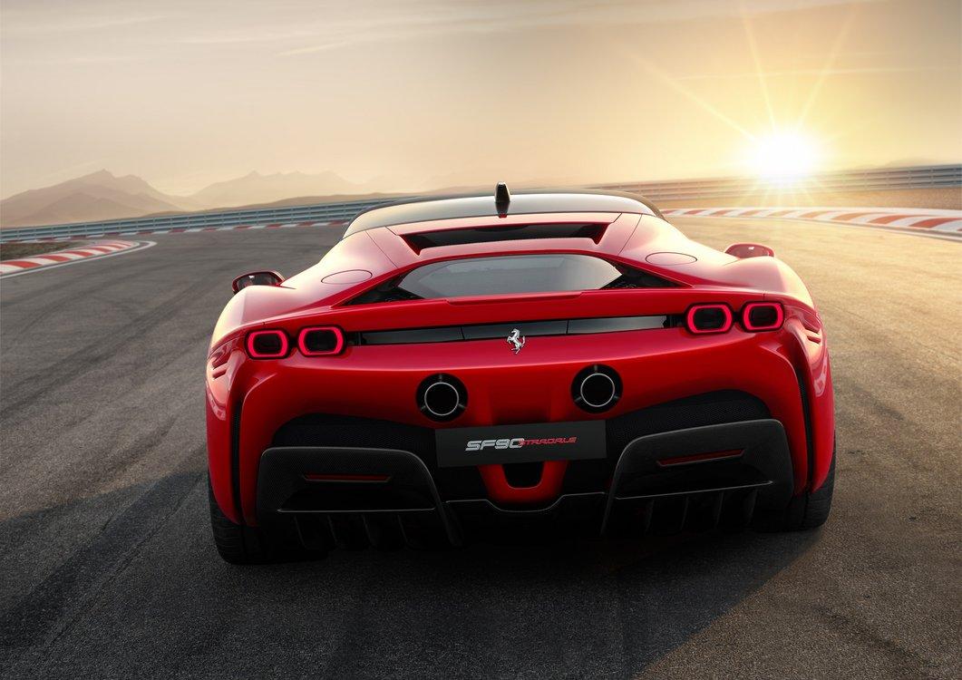 Ferrari SF90 Stradale | tył