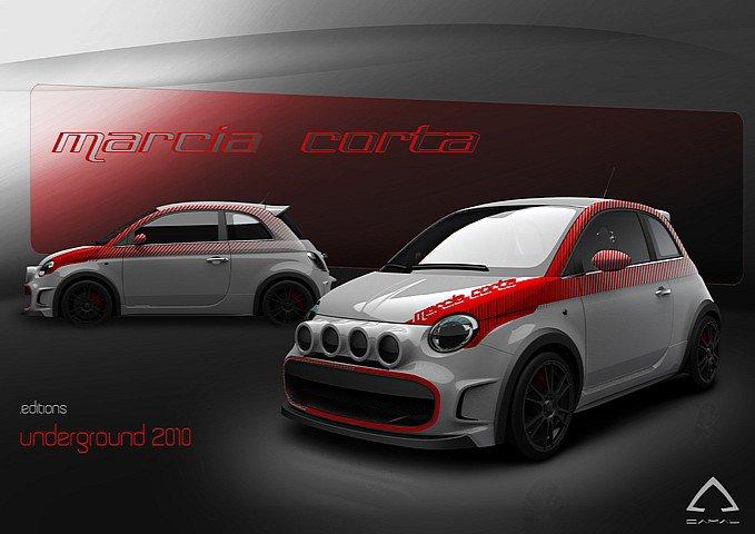 Fiat 500 Sport >> Camal Fiat 500 Marcia Corta - podrasowany Abarth? | Autokult.pl