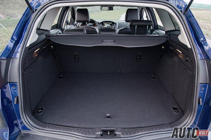 Ford Focus Kombi 1,5 TDCI Titanium - test, opinia ...