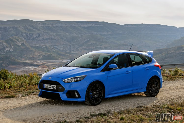 nowy ford focus rs 2016 test opinia spalanie cena. Black Bedroom Furniture Sets. Home Design Ideas