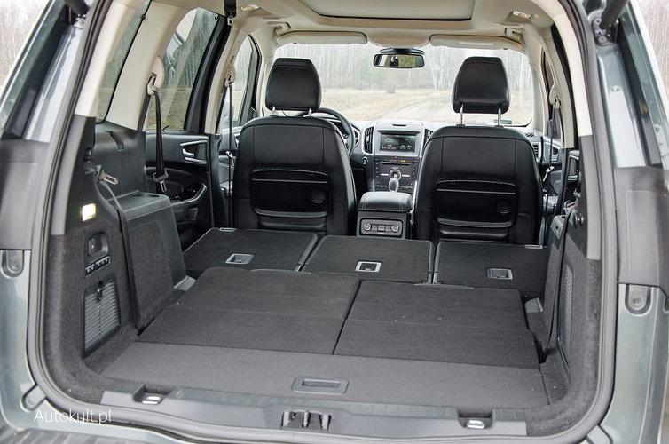 Ford Galaxy 2 0 Tdci Wymiary Bagażnik Spalanie Cena