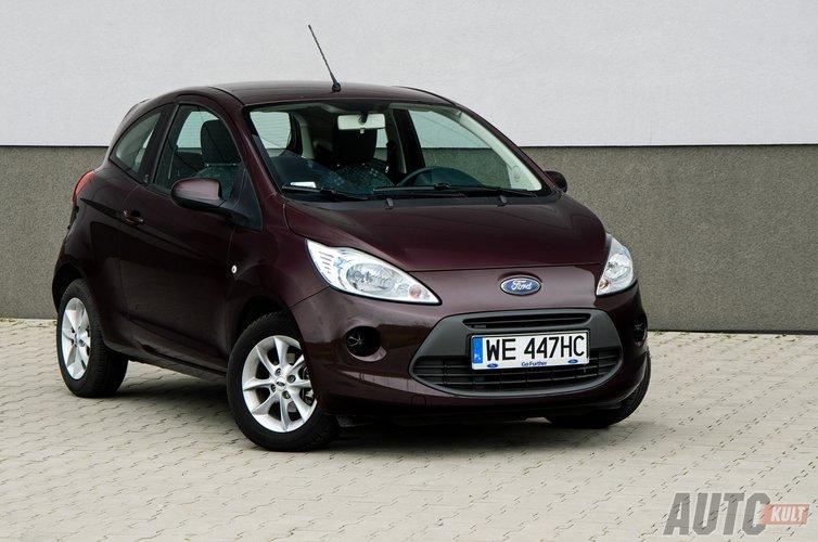Ford Ka  Trend Galeria Zdjec