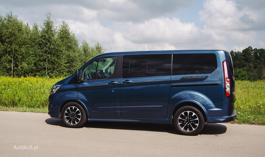 ford tourneo custom sport 2 0 ecoblue 170 km test. Black Bedroom Furniture Sets. Home Design Ideas