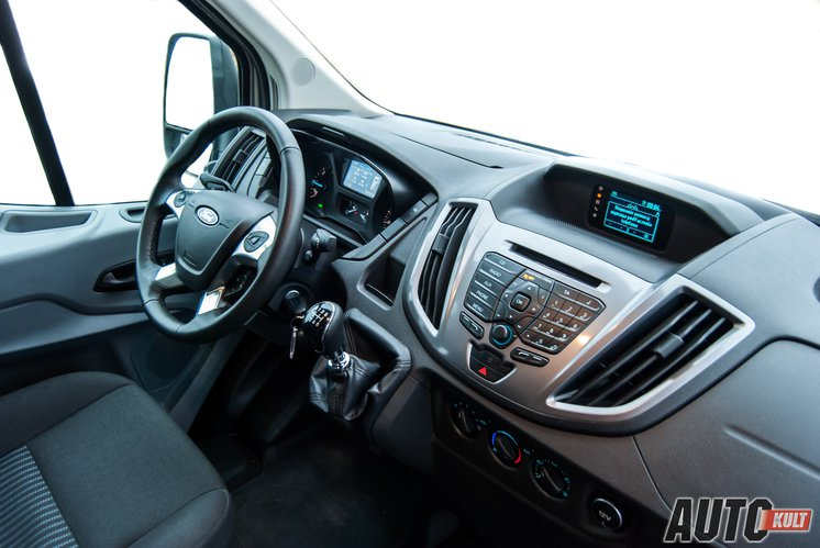 nowy ford transit 2 2 tdci trend l3 h2 350 test. Black Bedroom Furniture Sets. Home Design Ideas