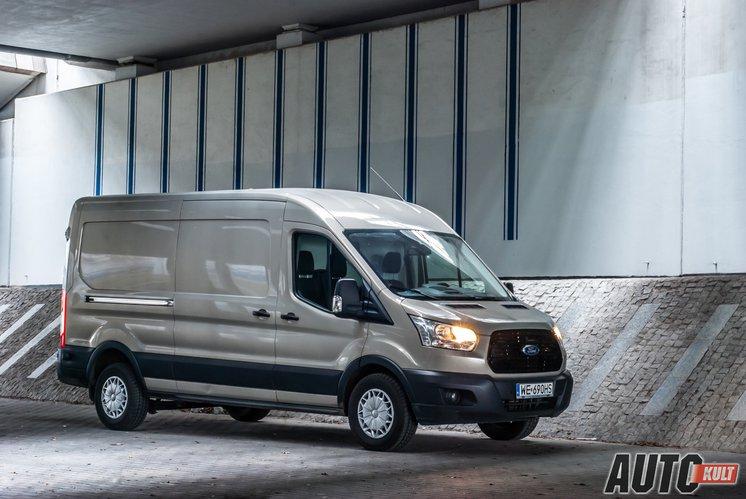 nowy ford transit 2 2 tdci trend l3 h2 350 test. Black Bedroom Furniture Sets. Home Design Ideas