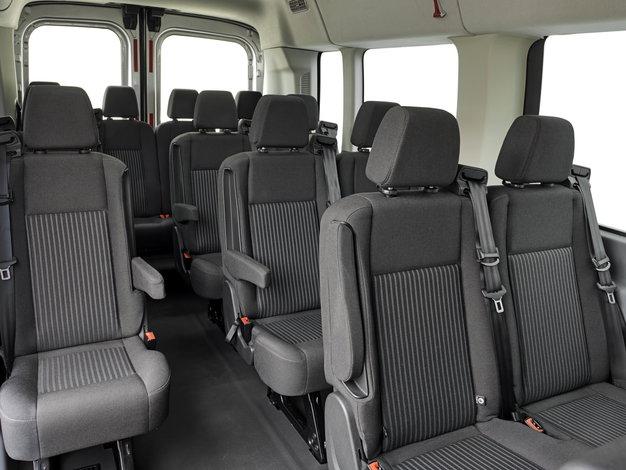 Ford Transit Dane Techniczne Spalanie Opinie Cena