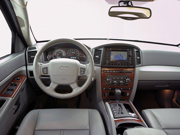 Jeep Grand Cherokee Wk Dane Techniczne Opinie Ceny