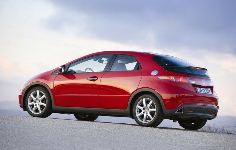 Honda Civic Viii E Cbf